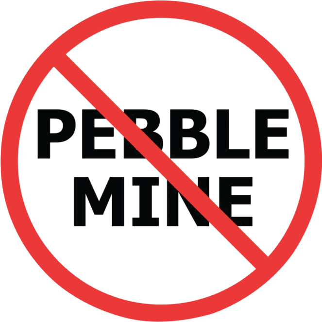 Image result for pebble mine