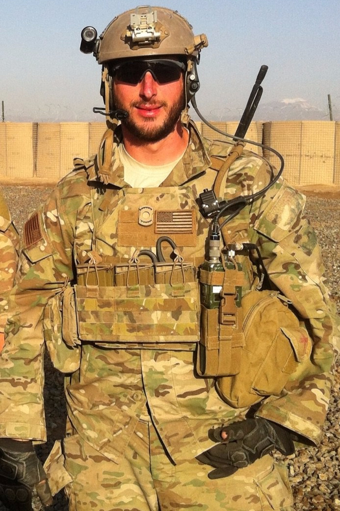 Army SSG Michael H. Simpson
