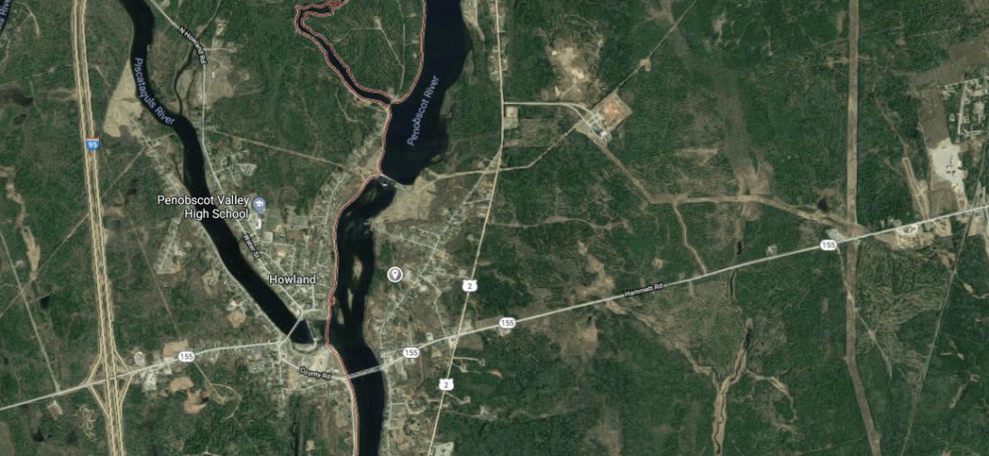 Howland Maine
