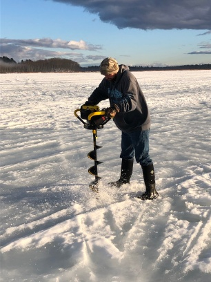 One last shot of ice for the year | The Fish Wrap Writer